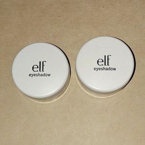 E.L.F. eyeshadow pair