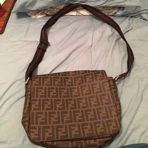 9577ef491b5e Fendi Bags - Fendi messenger bag