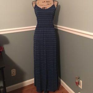 LC Lauren Conrad Dresses & Skirts - Striped Razor back LC maxi dress