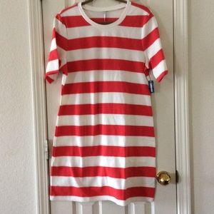 Old navy dress stripe