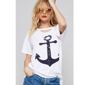 Tops - SALE! TODAY ONLY!! Anchor tee