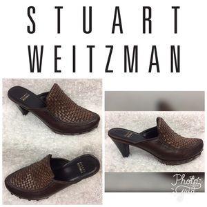 Stuart Weitzman Shoes - LIKE NEW ***STUART WEITZMAN*** Mules Size 7!