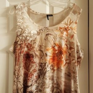 New Directions Tops - Cute Summer Top