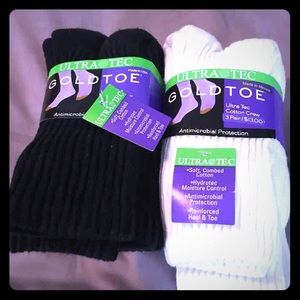 Gold Toe Other - 6 pair Gold Toe Socks