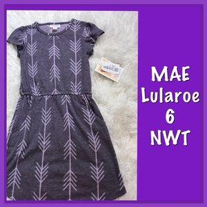 LuLaRoe Other - 👛Pretty Purple Pocket Dress Lularoe👛