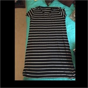 Tshirt maternity dress