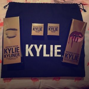 Kylie Cosmetics Other - Kylie Cosmetics Limited Edition Birthday Set