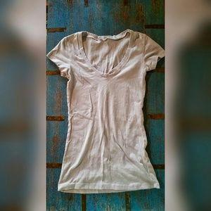 Tops - Light Gray T-Shirt