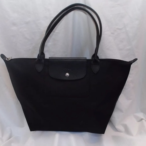 Longchamp Handbags - Longchamp Planetes Pliage Neo Handbag Tote a94f90a76e0