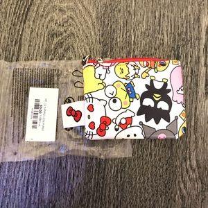 JuJuBe  Handbags - JuJuBe Hello Sanrio Coin Purse