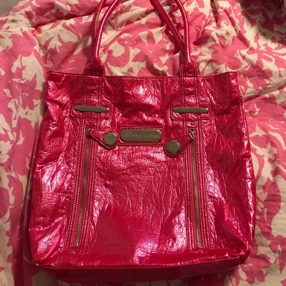 Genna De Rossi Handbags - Genna De Rossi Pink Purse