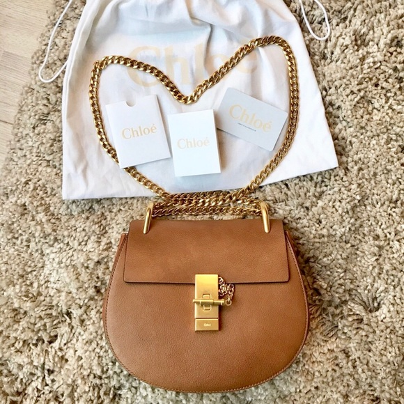 0833d686fec Chloe Handbags - Brand New Authentic Chloe Drew Chain Bag