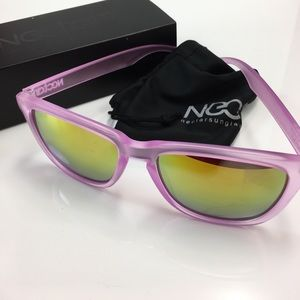 Nectar Accessories - New Nectar Icy Purple Amethyst Sunglasses