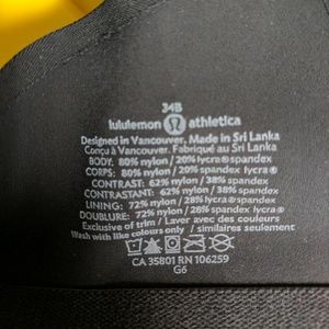 lululemon athletica Intimates & Sleepwear - Lulu Lemon Sports Bra
