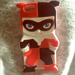 Harley Quinn iPhone 5/5s case