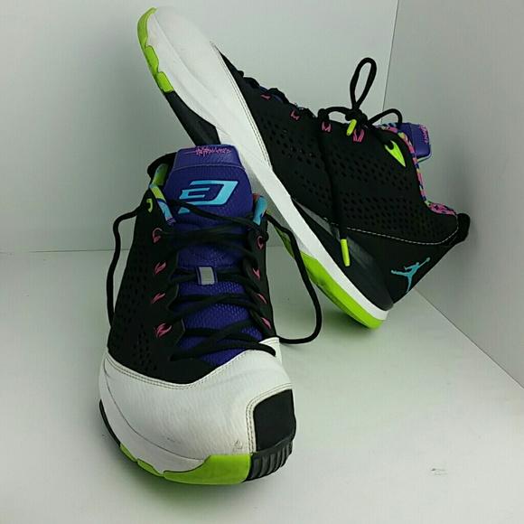Air Jordan Cp3 7 Vii Mens Shoes