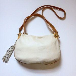 6e01ca92a0 HOBO Bags - Hobo original VALE leather crossbody BIRCH BRANDY