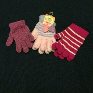 Other - Girls gloves