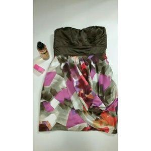 Teeze Me Dresses & Skirts - Teeze Me Sz 5 strapless mini dress