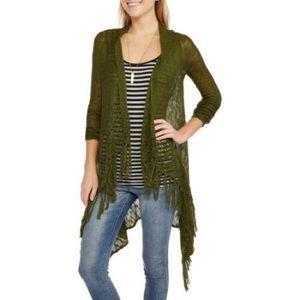 No Boundaries Sweaters - 🌟Final sale❗️Firm price NWOT Juniors Cardigan