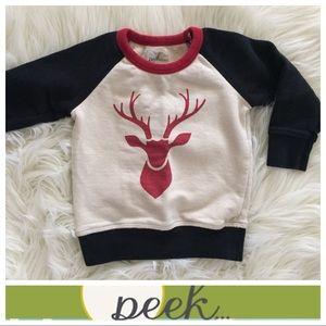 Peek Other - Peek Sweatshirt (6-12m)