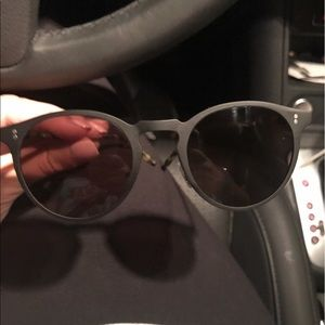 Oliver Peoples Accessories - Oliver people's sun glasses