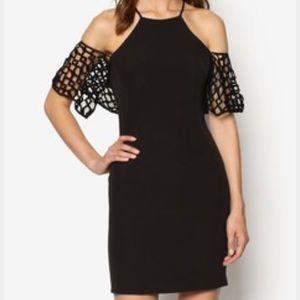 Bardot Dresses & Skirts - NWOT Bardot & Jarlo black talia minidress size US4