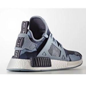 64f949e44 adidas Shoes - adidas NMD XR1 Blu Camo BA7754 Sz 6 fits like 6.5