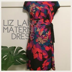 Liz Lange maternity dress size XL extra-large
