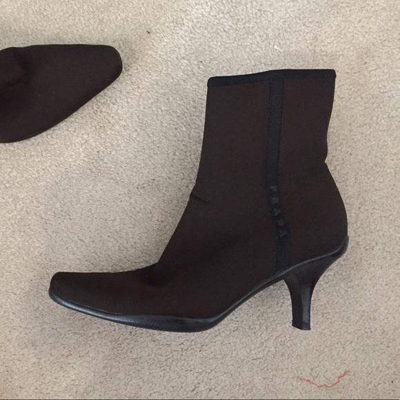 Alta Calidad Del Envío Comprar Venta Barata ankle sock boots - Nero Prada LqKKWvya