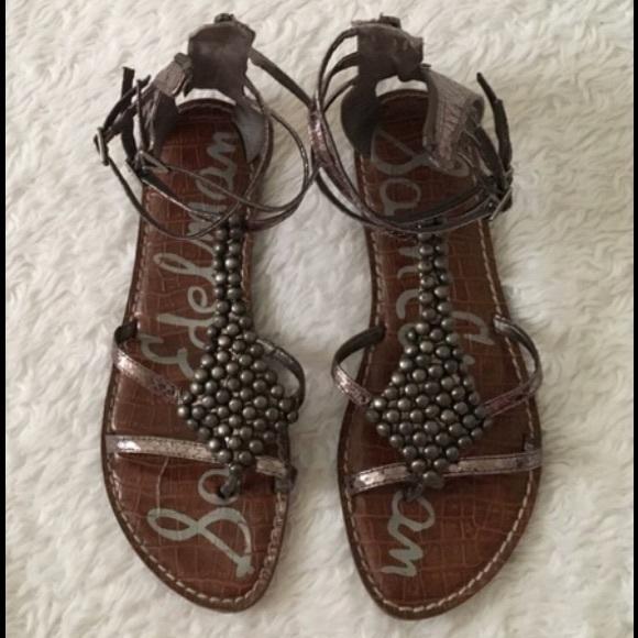 Sam Edelman Shoes - Sam Edelman Gladiator Sandals Size 7