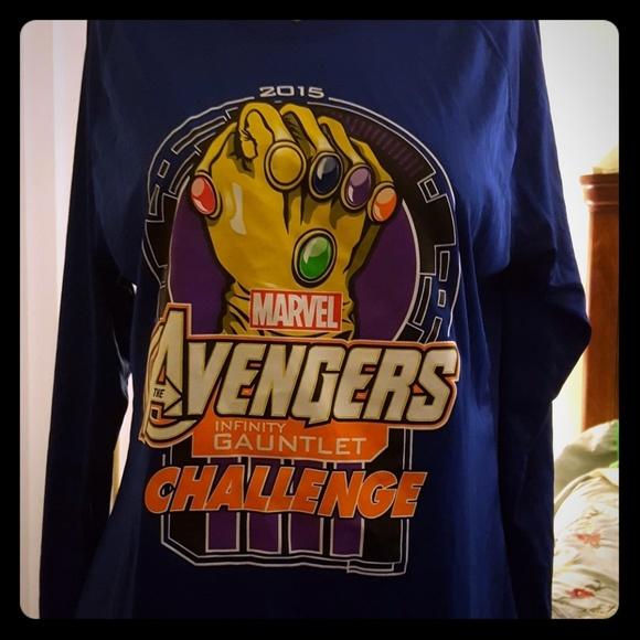 f8469d66 Avengers Run Disney Champion workout tee. M_592e70522fd0b7526d095003
