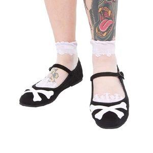 Iron Fist Shoes - ballerinas women's -Hey You Guys Chinese IRON FIST