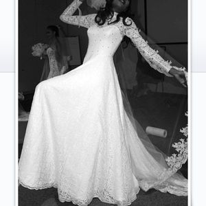 Couture Wedding Dress!