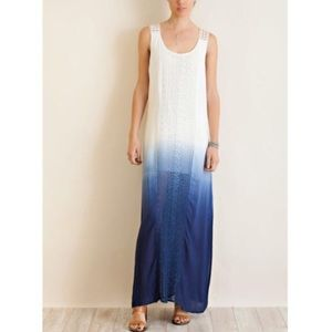 Dresses & Skirts - Dip Dye Maxi Dress