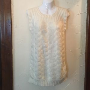 Lux Sweaters - Urban Outfitters Sleeveless Sweater