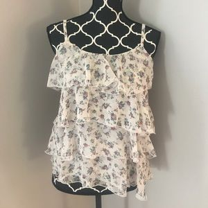 Forever 21 • Floral cami top