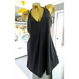 Audrey 3+1 Dresses & Skirts - NWT Audrey 3+1 V Neck Open Back Romper