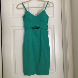 XOXO Dresses & Skirts - NWT tight fitting, Cut out stomach dress