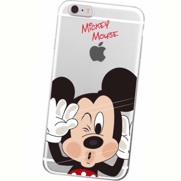 new styles 8cd54 f73a8 Mickey Mouse iPhone 7/ 7 Plus Case Boutique