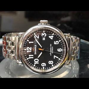 Shinola Other - Shinola detroit steel quartz men's watch (15014)
