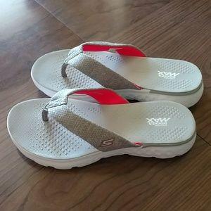 70% Off Skechers Shoes - Skechers Flip Flops Size 8...2 Pair From Debu0026#39;s Closet On Poshmark