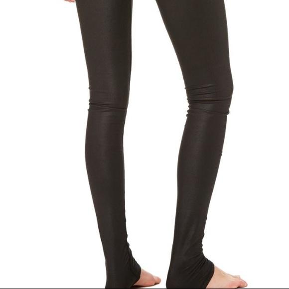 Alo Yoga Idol Leggings (black