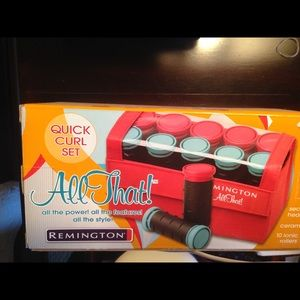 Remington Hot Rollers!