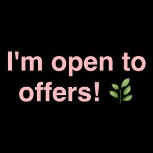 Other - 💥MAKE ME AN OFFER💥