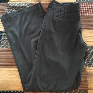 Tracy Evans gray dress pants