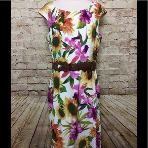 Women\'s Plus Size Sunflower Dress on Poshmark