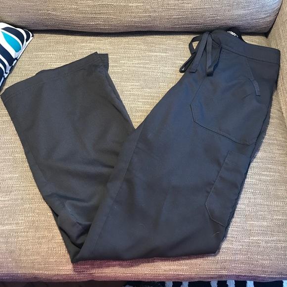 d85a9e8de2873 Grey's Anatomy Steel Gray Pants (1 left in stock)