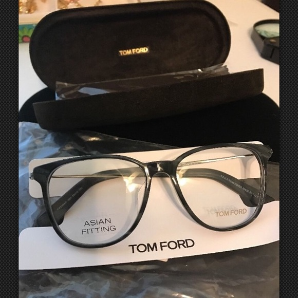 fe57cb74fe1e Tom Ford Optical Frames Eyeglasses TF5384F 53mm