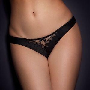 Agent Provocateur Other - Agent Provocateur Ellis Brief Black Panties